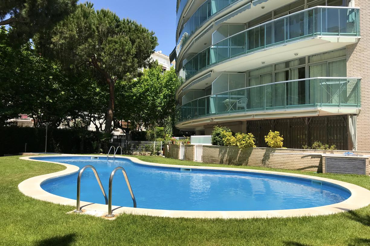 Appartement -                                       Salou -                                       2 chambres -                                       4 occupants