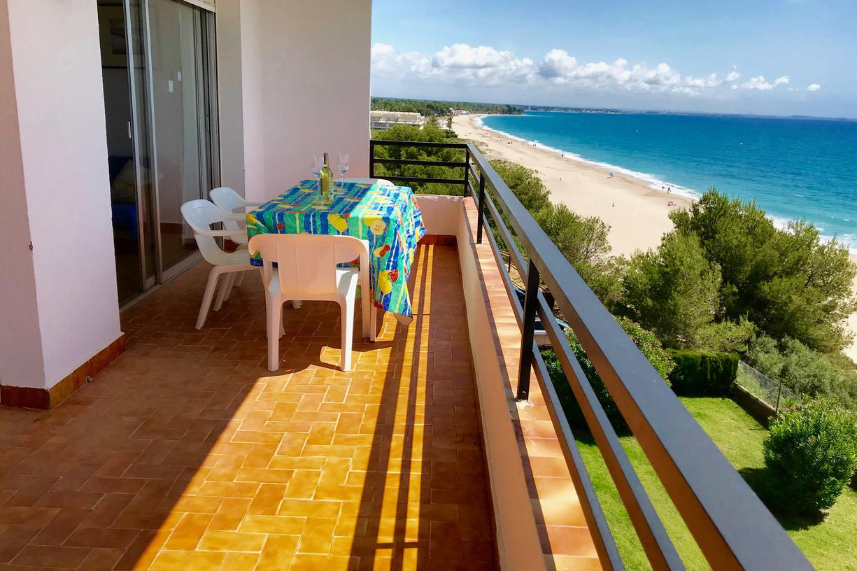 Appartement -                                       Miami Playa -                                       2 chambres -                                       4 occupants